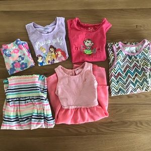 5/$25 ✨ Girls 3T Summer Bundle